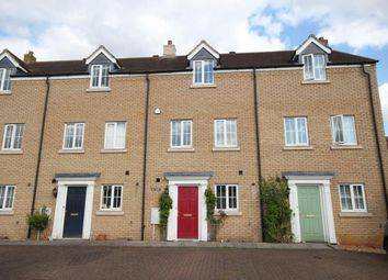 Thumbnail 4 bedroom terraced house for sale in Alexander Chase, Ely