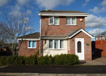 Thumbnail 4 bedroom detached house for sale in Little Meadow, Bradley Stoke, Bristol