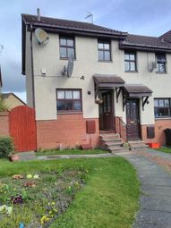 Thumbnail 2 bed semi-detached house to rent in 13 Redcroft Street Danderhall, Danderhall Dalkeith