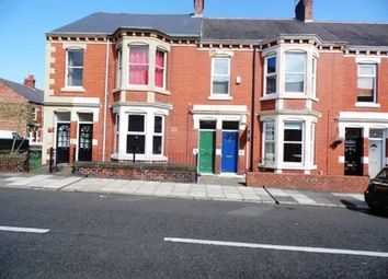 Thumbnail 2 bed flat for sale in Addycombe Terrace, Newcastle Upon Tyne