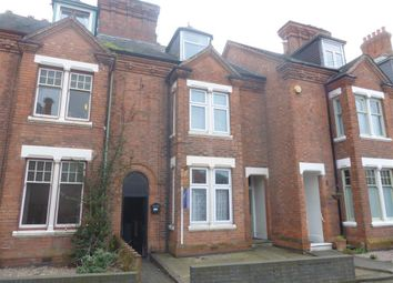 Thumbnail 4 bed flat to rent in Park Road, Loughborough