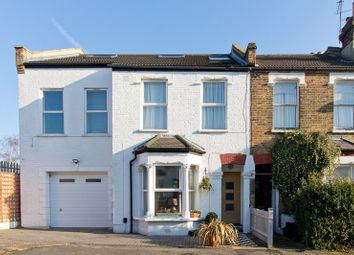 Thumbnail 5 bedroom terraced house for sale in Goodenough Road, London