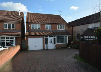 Thumbnail 4 bed detached house for sale in Erin Road, Duckmanton, Chesterfield