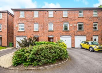 Thumbnail 4 bedroom town house for sale in Drayman Close, Walsall