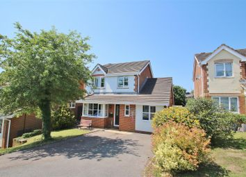 Thumbnail 3 bed detached house for sale in Juno Drive, Lydney