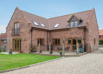 Thumbnail 4 bed detached house for sale in Chapel Road, Foxley, Dereham