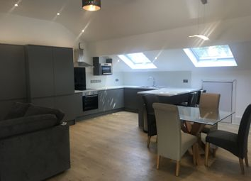 Thumbnail 2 bed flat to rent in Burton Road, West Didsbury, Manchester