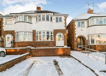 3 bed semi-detached house for sale in Coalway Avenue, Sheldon, Birmingham B26