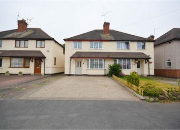 Thumbnail 3 bed semi-detached house for sale in Home Park Road, Nuneaton
