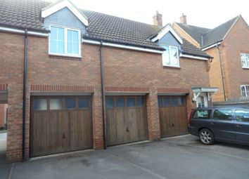 Thumbnail 2 bed flat to rent in Gibbards Close, Sharnbrook, Bedford