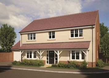 "Thumbnail 4 bed detached house for sale in ""The Eleanor"" at Farnham Road, Odiham, Hook"