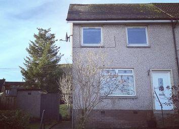Thumbnail 2 bed terraced house for sale in Braeside Crescent, Kirkmuirhill, Lanark