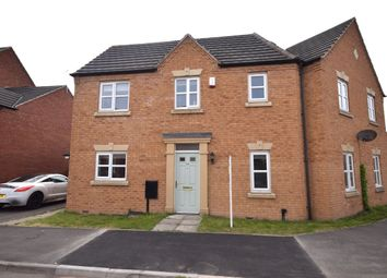 Thumbnail 3 bedroom semi-detached house for sale in Bennet Drive, Kirkby-In-Ashfield, Nottingham