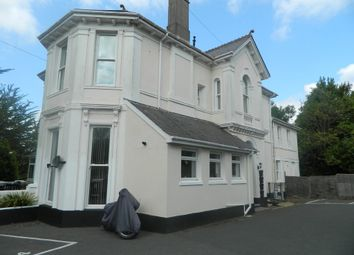 Thumbnail 2 bed flat to rent in Greenway Road, Chelston, Torquay