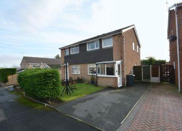Thumbnail 3 bed semi-detached house for sale in Petre Crescent, Rishton, Blackburn