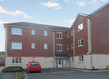 Thumbnail 2 bed flat for sale in Aintree Drive, Bishop Auckland
