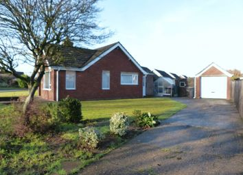 Thumbnail 3 bed bungalow for sale in The Crescent, Bracebridge Heath, Lincoln