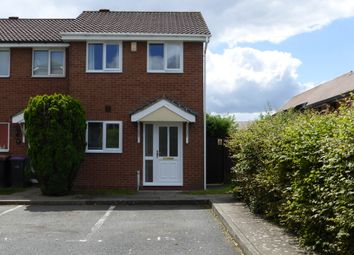 Thumbnail 2 bed end terrace house to rent in Underhill Close, Newport