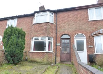 Thumbnail Terraced house for sale in Dereham Road, Norwich