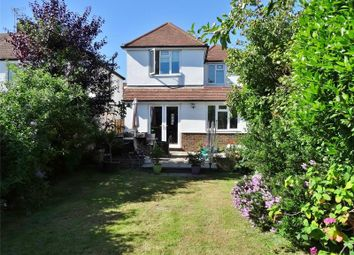 Thumbnail 3 bed detached house for sale in Westland Avenue, Tarring, Worthing