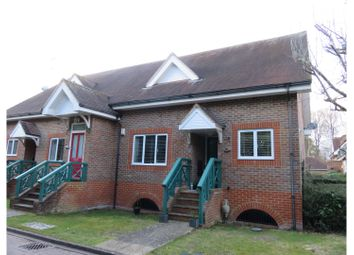 Thumbnail 2 bed maisonette for sale in Andrews Reach, Bourne End