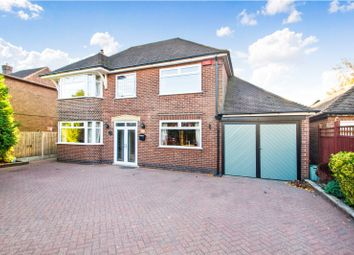 Thumbnail 3 bed detached house to rent in Nottingham Road, Ripley