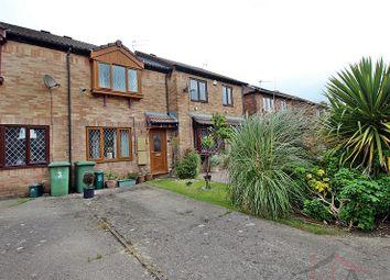 Thumbnail 2 bed terraced house for sale in Silverton Drive, Cross Inn, Pontyclun, Rhondda, Cynon, Taff.