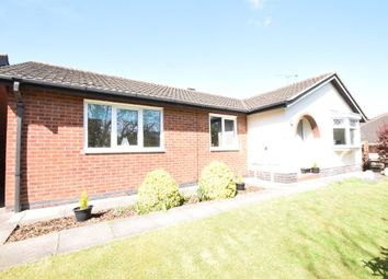 Thumbnail 3 bedroom detached house for sale in Wakeley Close, Narborough