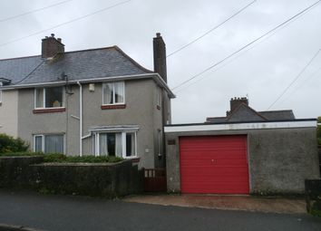 Thumbnail 3 bed semi-detached house to rent in Whitchurch Road, Whitchurch, Tavistock