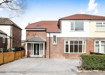 4 bed semi-detached house for sale in Grange Avenue, Cheadle Hulme, Cheadle SK8