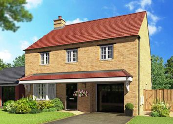 Thumbnail 4 bed detached house for sale in Bloxham Road, Banbury, Banbury