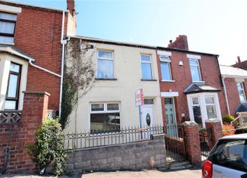 3 bed terraced house for sale in Charlotte Place, Barry CF63