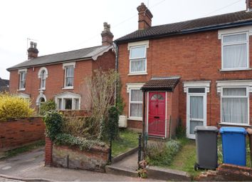 2 bed terraced house to rent in North Hill Road, Ipswich IP4