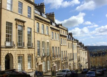 Thumbnail 1 bedroom flat to rent in Park Street, Bath
