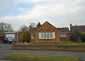 Thumbnail 2 bed detached bungalow for sale in Barry Drive, Kirby Muxloe, Leicester