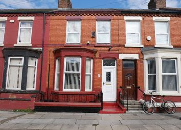 Thumbnail 3 bed terraced house for sale in Mansell Road, Liverpool