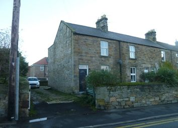 Thumbnail 2 bed terraced house to rent in Lambs Terrace, Amble, Morpeth