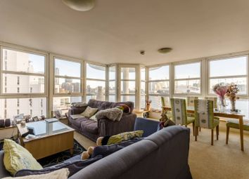 Thumbnail 2 bedroom flat for sale in Pierhead Lock, Canary Wharf