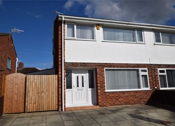 Thumbnail 3 bed semi-detached house for sale in Palmwood Close, Prenton, Merseyside
