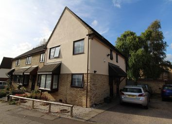 Thumbnail 2 bed end terrace house for sale in Berkley Close, Highwoods, Colchester