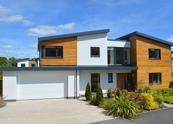 Thumbnail 5 bed detached house for sale in Holland Park, Exeter