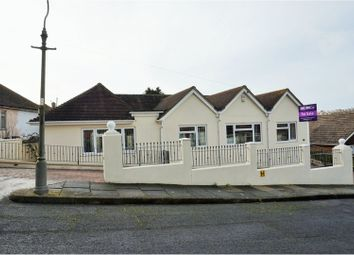 Thumbnail 4 bed detached bungalow for sale in Stanmer Avenue, Brighton