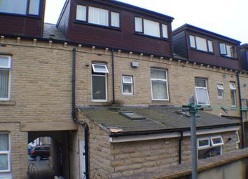 Thumbnail 4 bed terraced house for sale in Fearnsides Terrace, Bradford