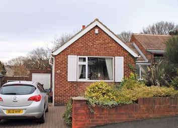 Thumbnail 2 bed semi-detached bungalow for sale in Dene Court, Birtley, Chester Le Street