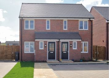 Thumbnail 2 bed semi-detached house for sale in River Ebro Road, Broad Street Green