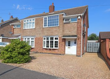 Thumbnail 3 bedroom semi-detached house for sale in Lonsdale Road, Stamford