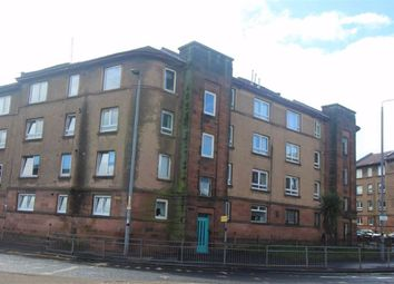 Thumbnail 2 bed flat for sale in High Street, Greenock