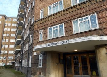Thumbnail 3 bed flat for sale in Ashford Court, Ashford Road, London