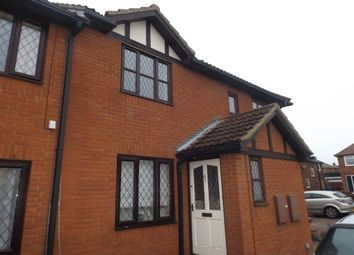 Thumbnail 2 bedroom maisonette to rent in Chesterfield Drive, Ipswich
