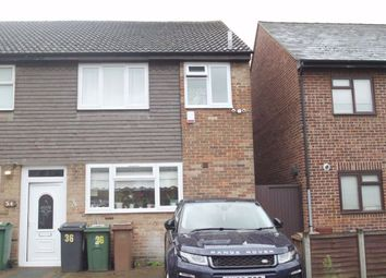 Thumbnail 3 bed terraced house for sale in Field Close, London